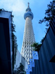 東京観光のおすすめ 初めての女子ひとり旅 夜の観光スポットは?