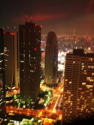 東京観光 お金のかからない方法 無料バス情報とおすすめスポット